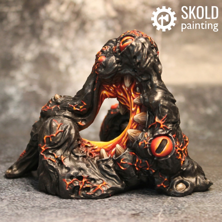 Formless Horror (Fire version)