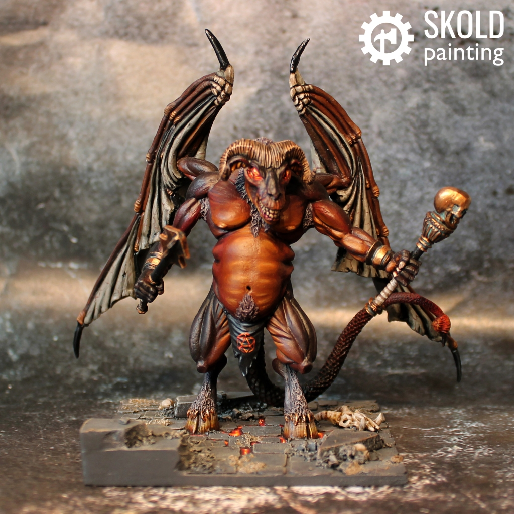 Orcus demon lord of undeath