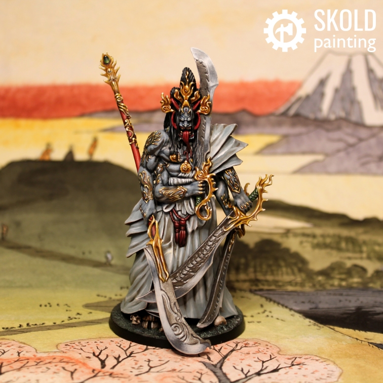Oni of plagues