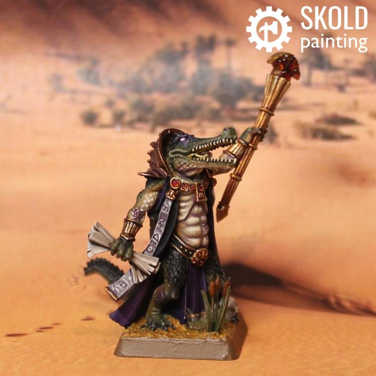 Sebeki high priest
