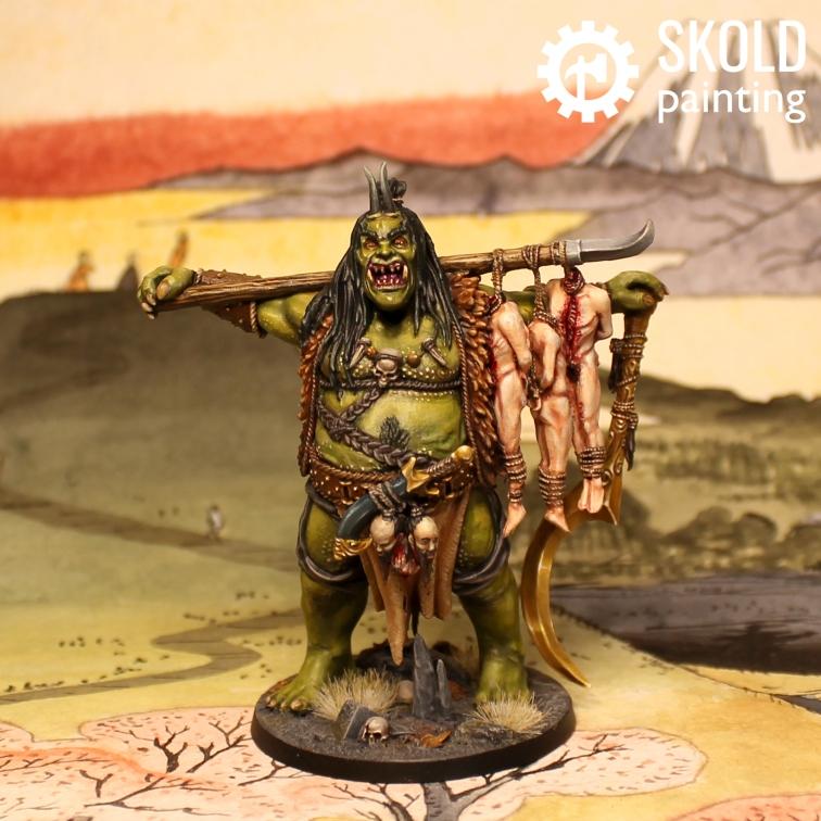Oni of souls