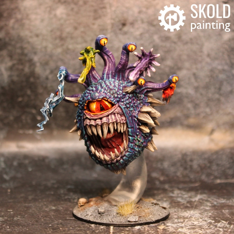 Beholder (angry)