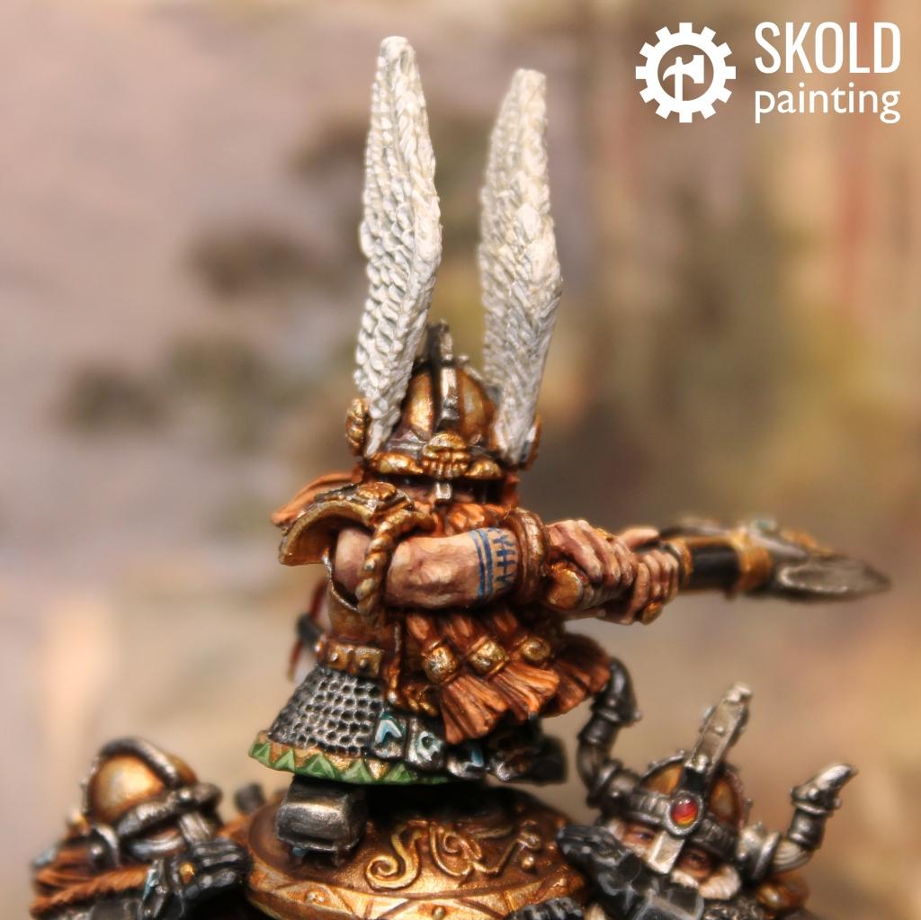 Dwarf King Alrik Ranulfsson