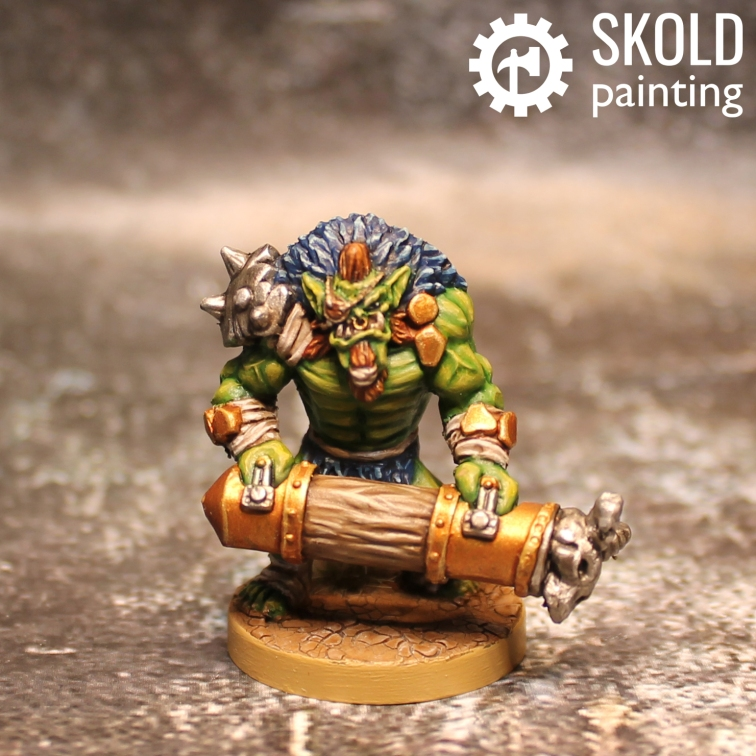 Kor'Gak, orc chieftain