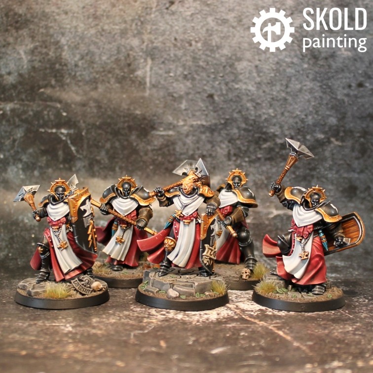 Sequitors, Anvils of the Heldenhammer